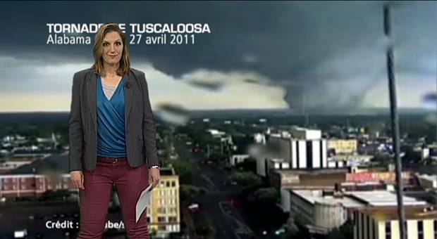 Vidéo Le monstre de Tuscaloosa : il y a 5 ans aux USA