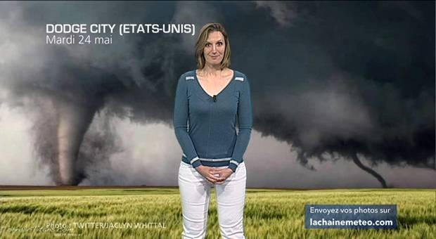 Double tornade au Kansas
