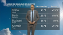 Forte chaleur en Europe centrale