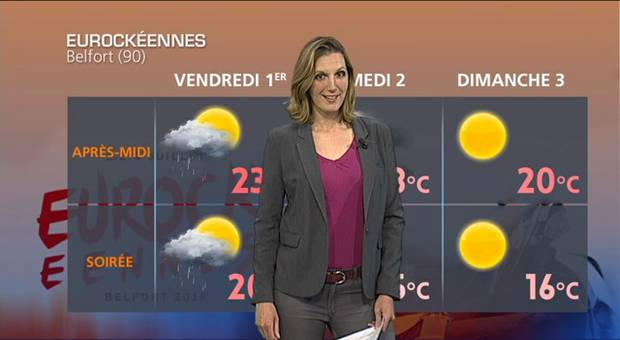Actualit�s France - Pluie