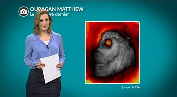 Vidéo L'ouragan monstre Matthew se dirige vers les USA