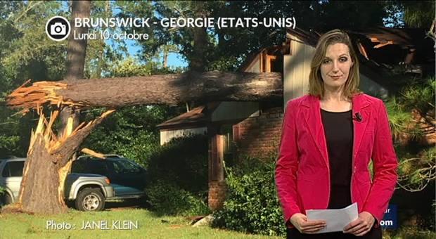 Vidéo Ouragan Matthew aux USA : les images les plus impressionnantes