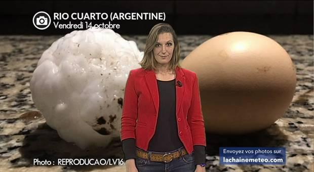 Vidéo Orages dévastateurs au Brésil et en Argentine