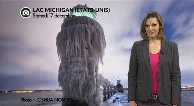Vidéo Les Etats-Unis sous la glace : jusqu'à -40°C !