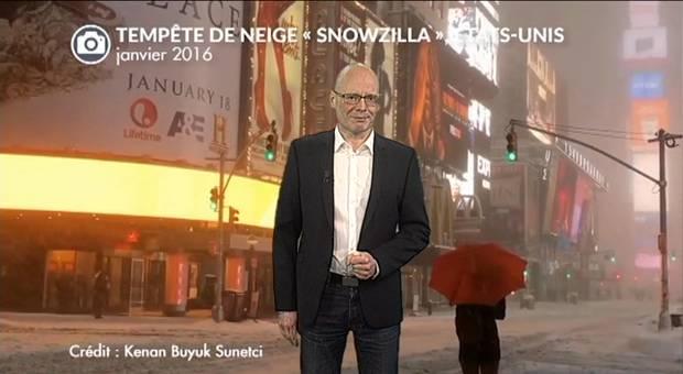 Vidéo Top 5 des phénomènes météo dans le monde en 2016
