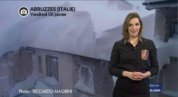 Vidéo Enormes chutes de neige en Europe