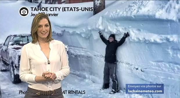 Vidéo Neige : top 3 des hauteurs incroyables en janvier