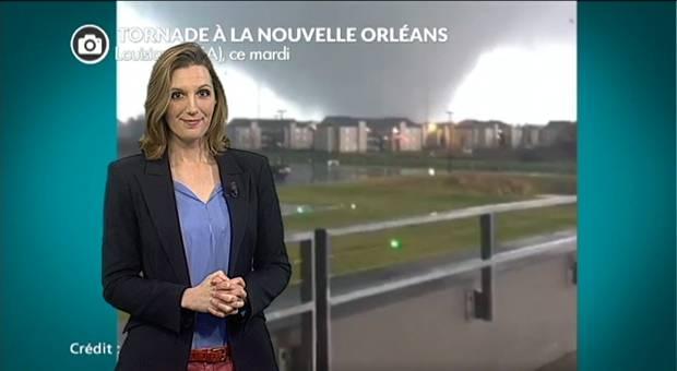 Vidéo Tornade à La Nouvelle Orléans  : des vidéos impressionnantes