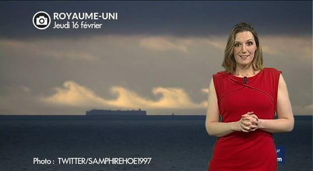 Vidéo Des nuages extraordinaires ces derniers jours