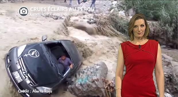 Vidéo Crues éclairs au Pérou
