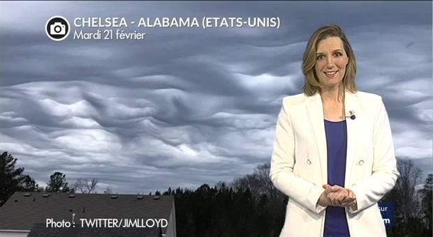 Vidéo Nouveaux nuages homologués par l'OMM