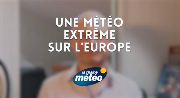 Vidéo Des températures extrêmes en Europe !