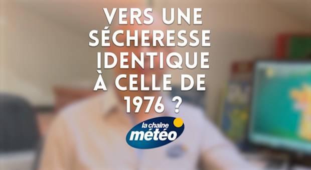 Vidéo Sécheresse : le spectre de 1976 ?