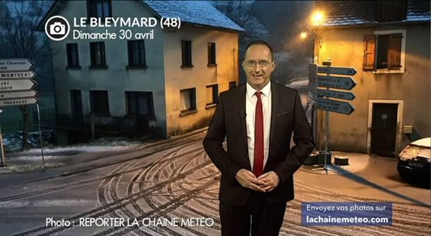 Vidéo Importantes chutes de neige ce week end : bilan en images