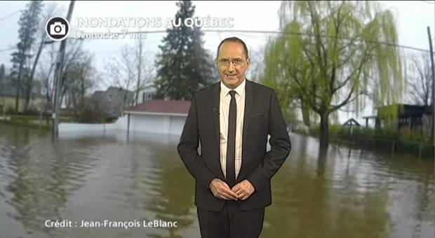 Vidéo Météo Québec et Ontario : de graves inondations