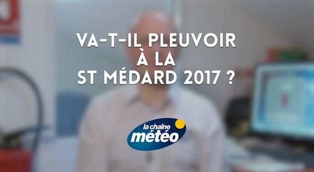 Vidéo Va-t-il pleuvoir à la Saint Médard cette année?
