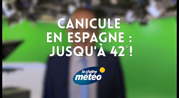 Vidéo Canicule en Espagne : jusqu'à 42° !