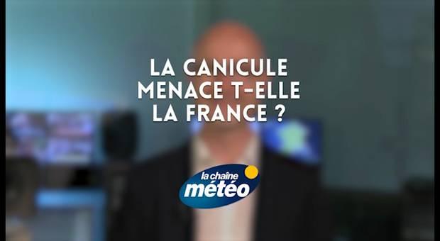 Vidéo La canicule menace t-elle la France ?