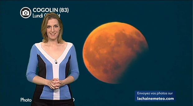 Vidéo Eclipse partielle de Lune hier : les photos