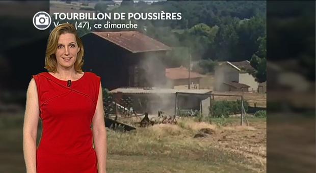 Vidéo De multiples tourbillons en France ces derniers jours