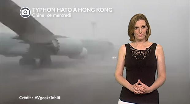 Vidéo Typhon Hato à Hong Kong : les vidéos les plus impressionnantes