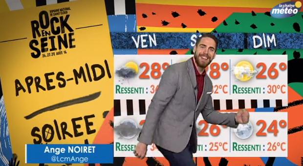 Vidéo Festival Rock En Seine : météo torride à Saint-Cloud