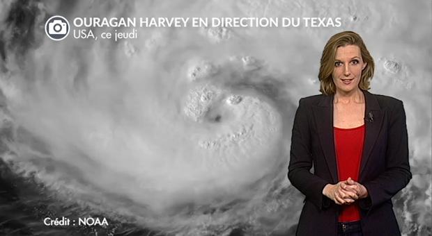 Vidéo Ouragan Harvey aux USA : vers un phénomène destructeur au Texas