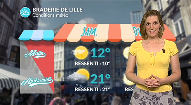 Vidéo Grande braderie de Lille