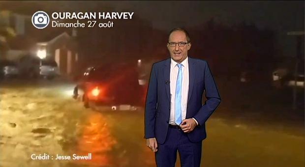 Vidéo Harvey : de nombreux dégâts et de durables inondations