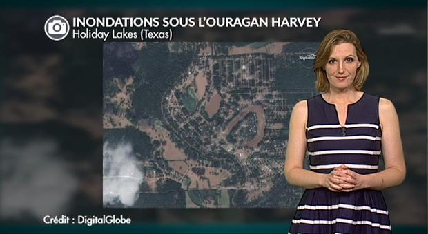 Vidéo Ouragan Harvey : les images les plus étonnantes de la catastrophe