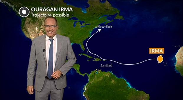 Vidéo Ouragan Irma : va-t-il se diriger vers les Antilles et les Etats-Unis ?