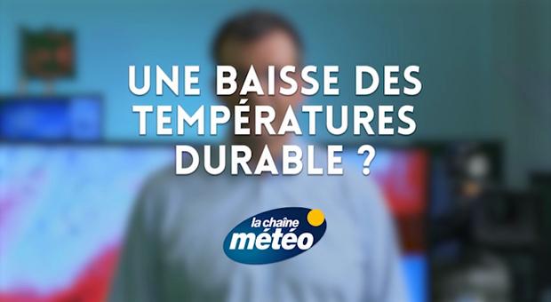Vidéo Une baisse des températures durables ?