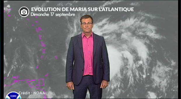 Vidéo Maria : nouvelle menace pour les Antilles
