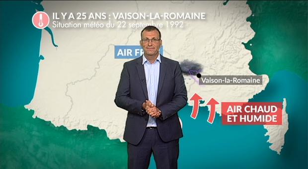 Vidéo Il y a 25 ans : la catastrophe de Vaison-La-Romaine
