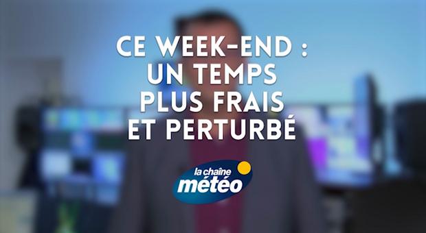 Vidéo Vers un temps plus frais et perturbé ce week-end