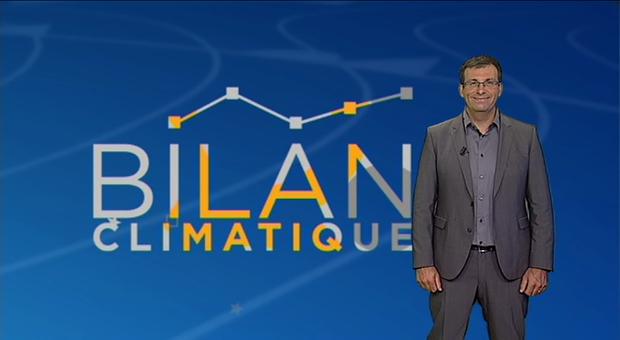 Vidéo Bilan climatique d'août 2017