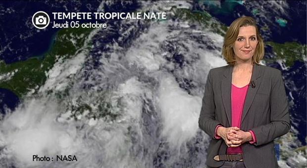 Vidéo Futur ouragan Nate : Amérique Centrale et USA concernés