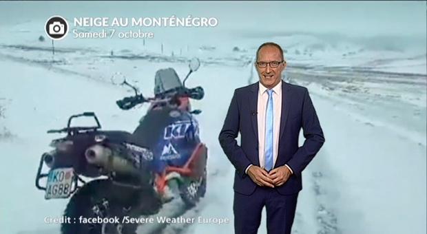 Vidéo De la neige et de très fortes pluies sur les Balkans ce week end !