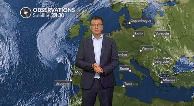 Vidéo Ouragan Ophélia : l'Irlande frappé de plein fouet ce lundi