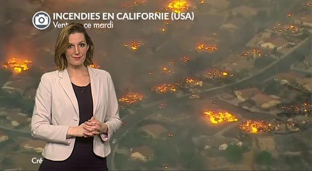 Vidéo Californie : des incendies hors de contrôle
