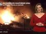 Incendies en Californie : Los Angeles brûle