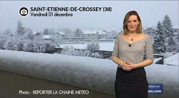 Vidéo Neige à l'est : les photos de ce lundi