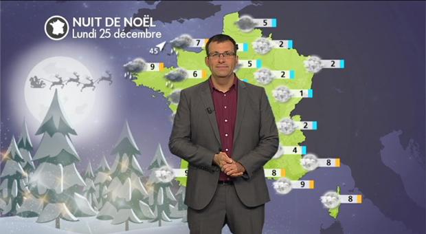 Vidéo Quelle météo pour Noël