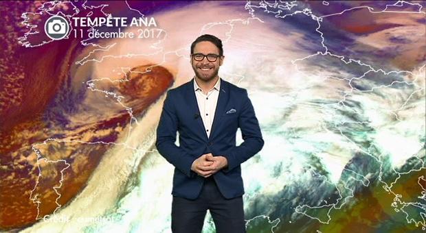 Vidéo 3 tempêtes en 3 semaines sur la France