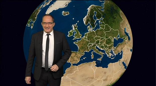 Vidéo Temps de la semaine : après la tempête Carmen, un fort coup de vent en vue