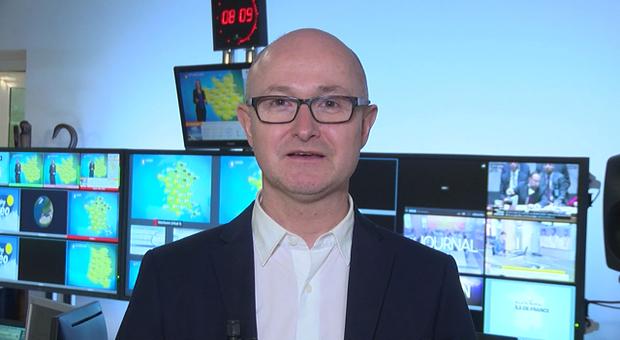Vidéo Mardi, jour le plus froid depuis février 2012 en France