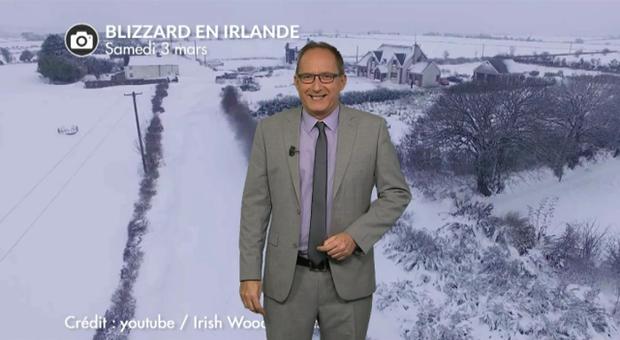 Vidéo Météo Europe et Etats-Unis : chutes de neige, blizzard et inondations