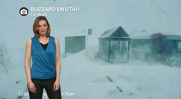 Vidéo USA : triple menace météo