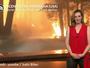 USA et Canada : les montagnes rocheuses en feu