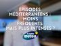 Episodes méditerranéens : moins fréquents mais plus violents ?